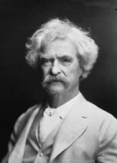 Design Mark Twain Quote Graphic