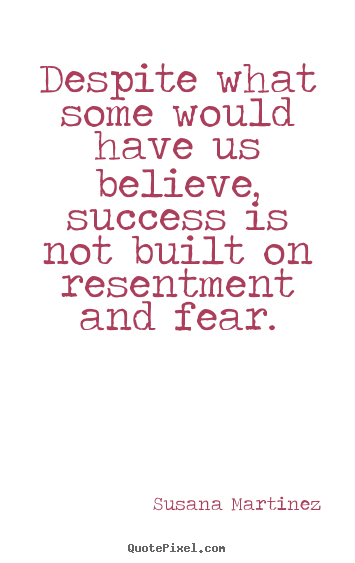 Diy picture quotes about success - Despite what some would have us believe,..